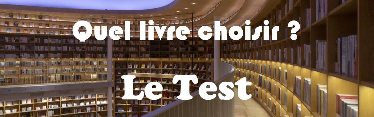 Quel livre choisir ?